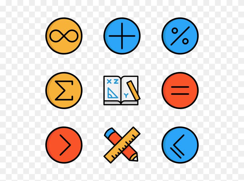 Math Symbols Png Transparent Math Symbols Images - Math PNG