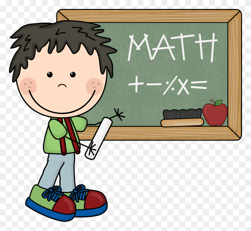 1603x1464 Mathematics Clipart Doodle - Math Equation Clipart
