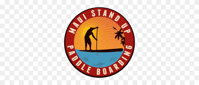 300x300 Maui Stand Up Paddle Boarding - Maui Clipart