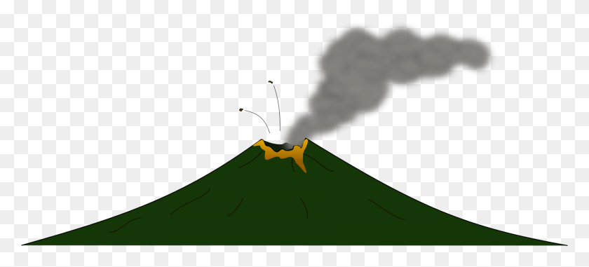 Mayon Volcano Mountain Lava Arenal Volcano - Volcanic Eruption Clipart