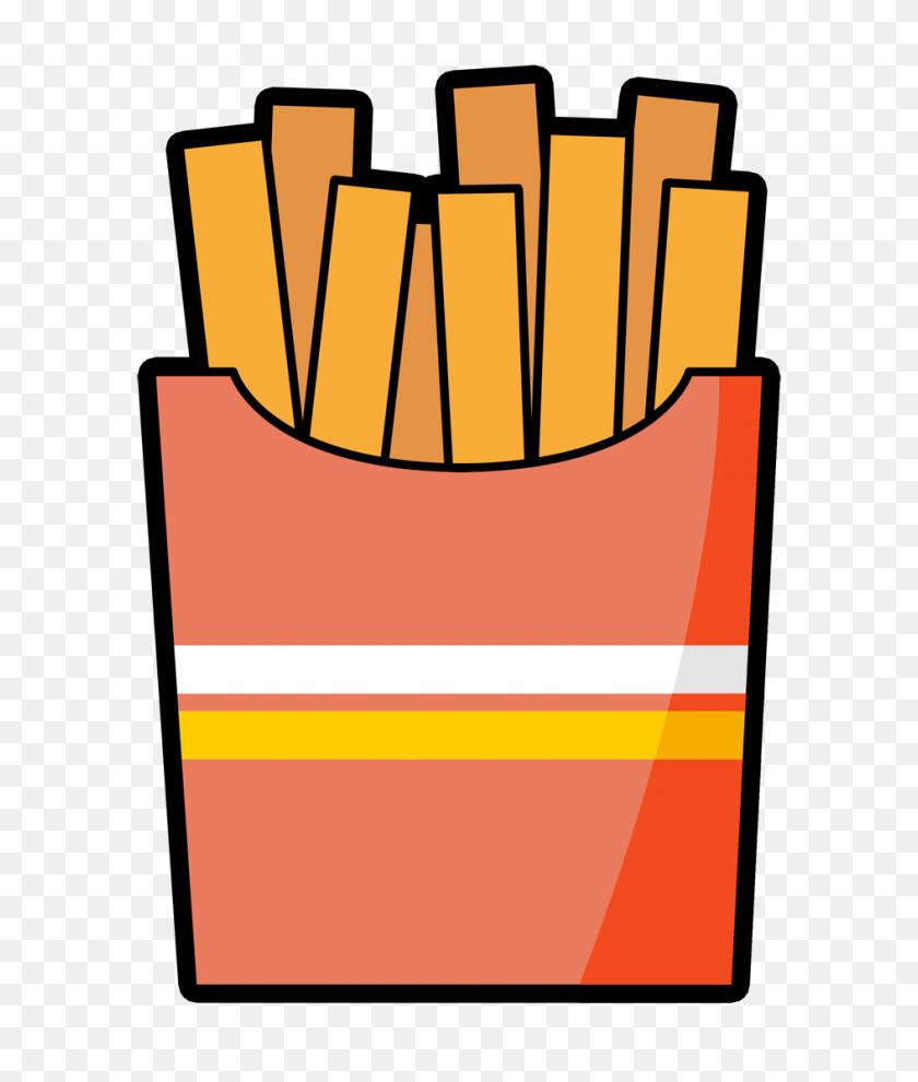 Mcdonalds French Fries Clip Art Infobit - Mcdonalds Clipart