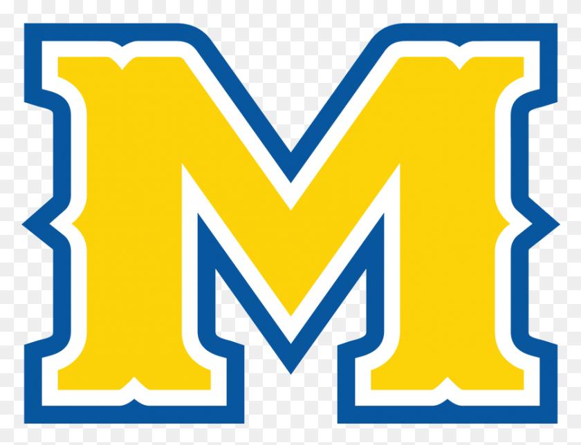 838x628 Mcneese State M Logo - M Logo PNG