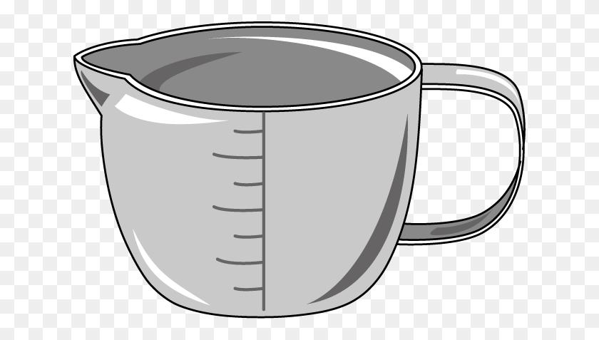 Measuring Cup Clip Art Look At Measuring Cup Clip Art Clip Art - Cup Clipart