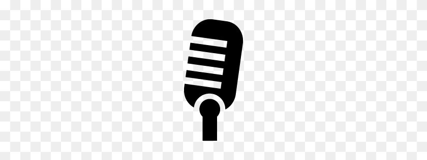Media Microphone Alt Icons, Free Icons In Default Icon - Microphone Vector PNG