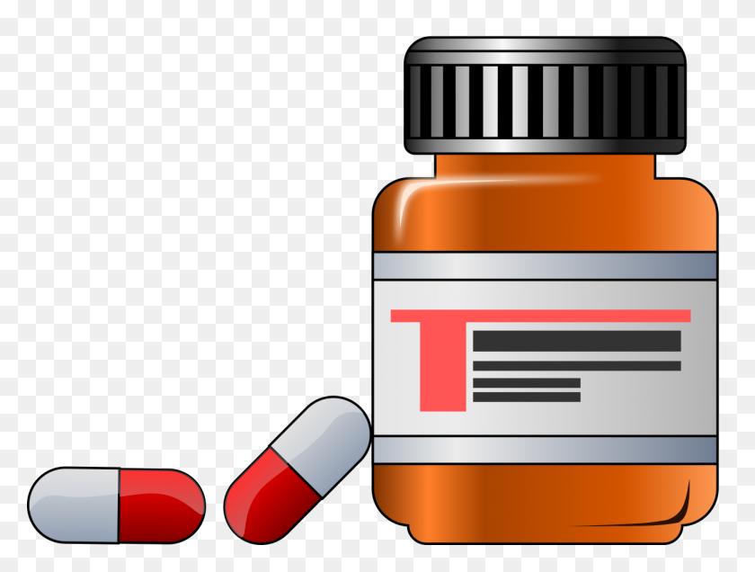 Medicine Drugs - Medicine Clipart