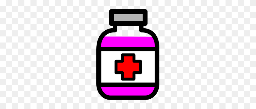 207x299 Medicine Png Images, Icon, Cliparts - Rx Bottle Clipart