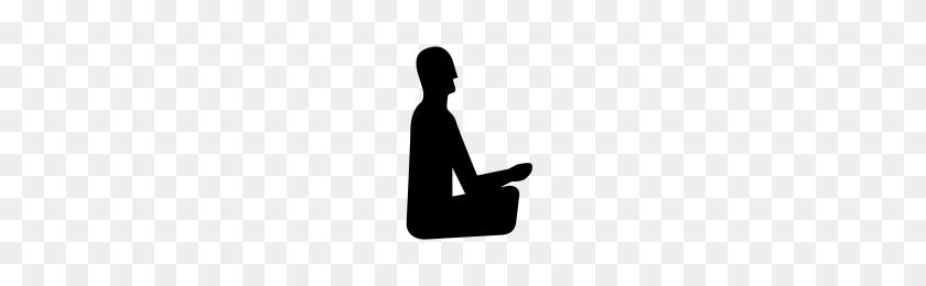 Meditation Icons Noun Project - Meditation PNG