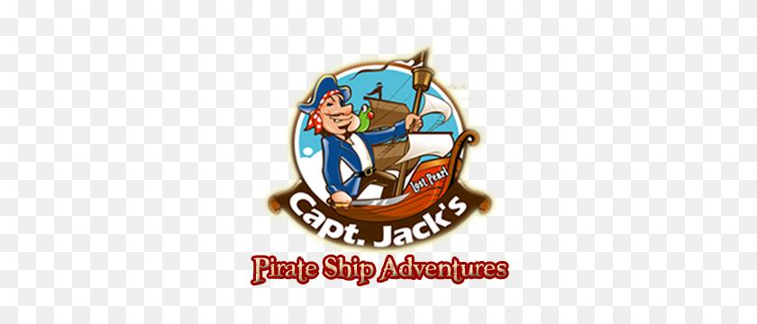 Meet Our Pirates - Pirate Ship Clip Art