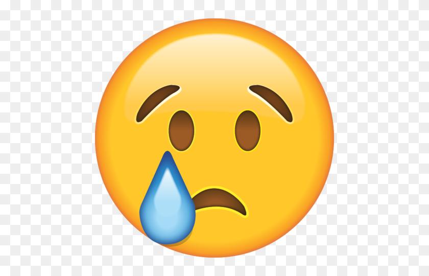 480x480 Meet Your New Pet, Emoji! - Sad Emoji Clipart