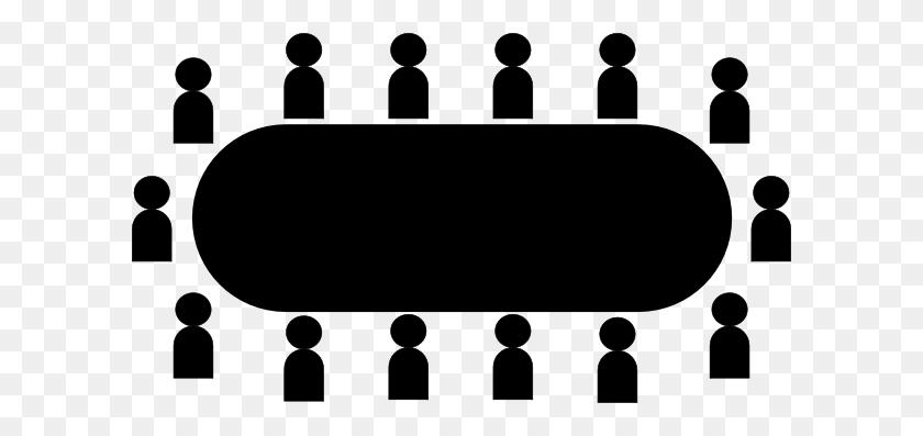 Meeting Clip Art - Leadership Clipart