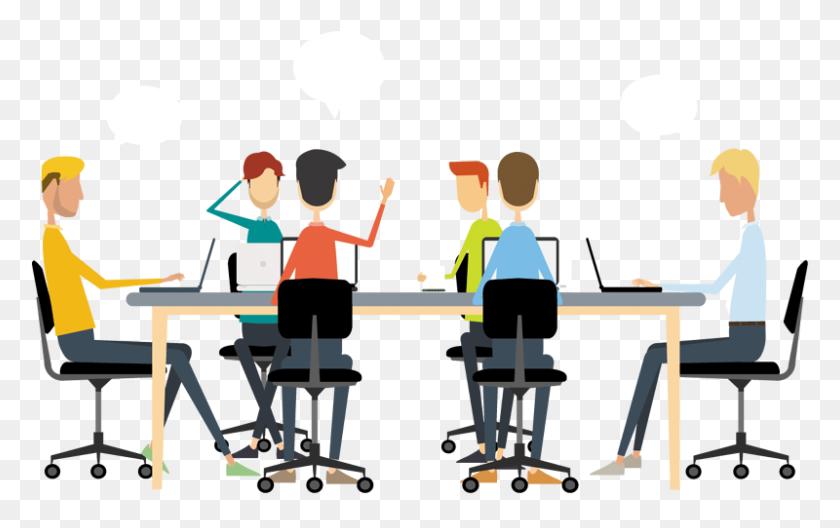 800x480 Meeting Png - Meeting PNG