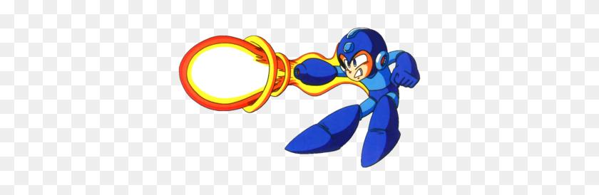 350x214 Mega Buster - Mega Man PNG