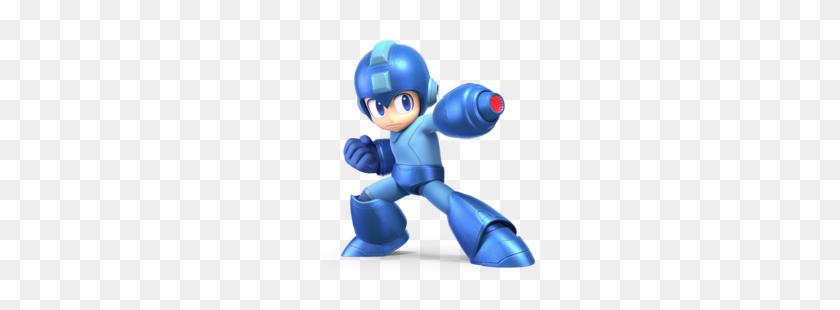 250x250 Mega Man - Mega Man PNG