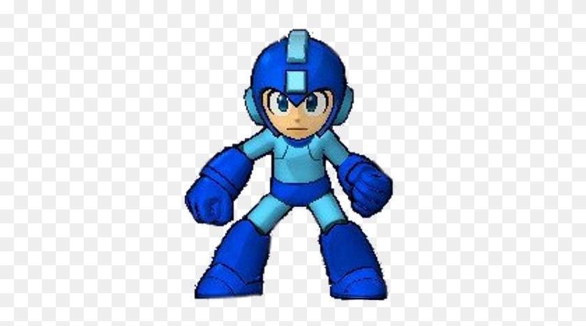 408x407 Mega Man Mmkb Fandom Powered - Megaman PNG