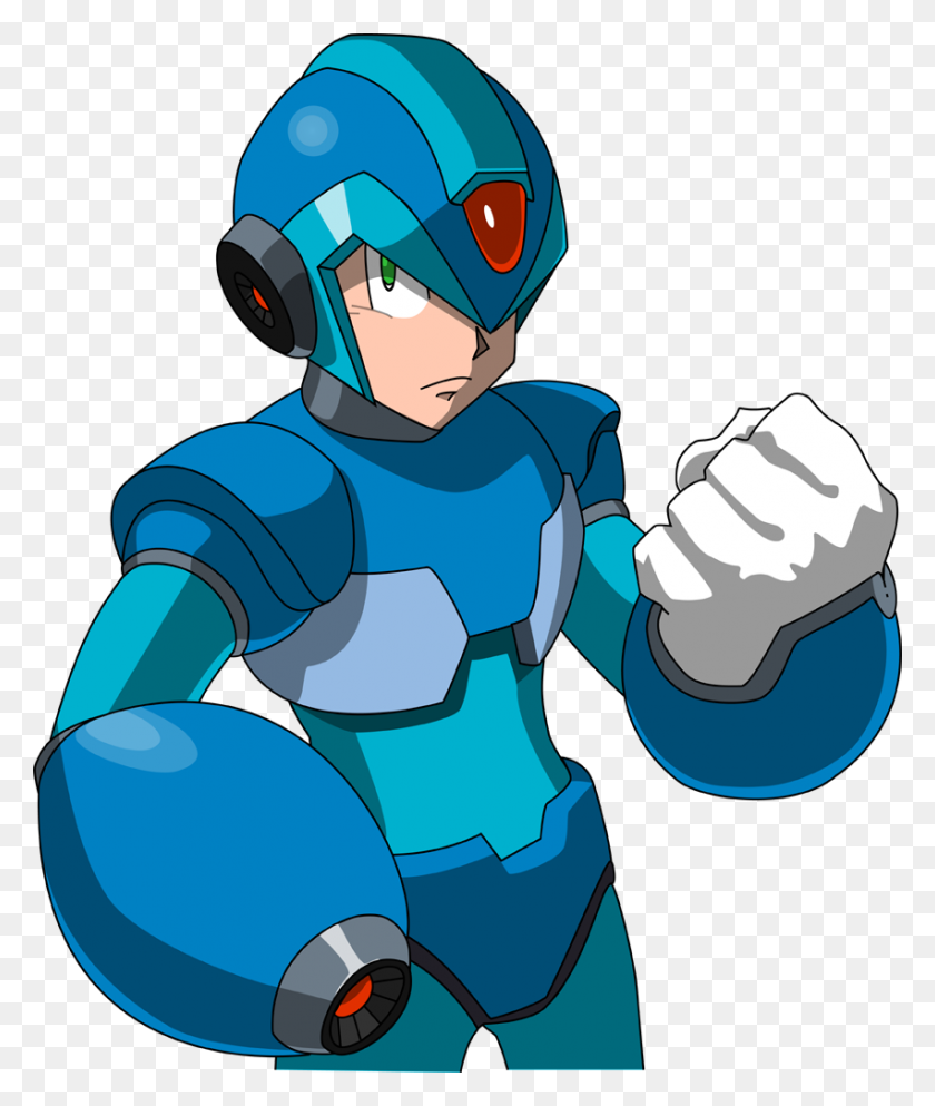 851x1018 Mega Man Png Background Image Png Arts - Megaman PNG