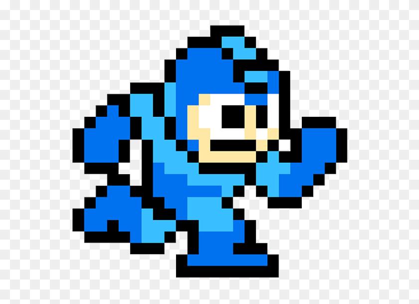 600x549 Megaman Dark Legacy Download - Mega Man PNG