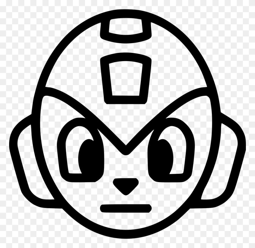 980x950 Megaman Png Icon Free Download - Megaman PNG