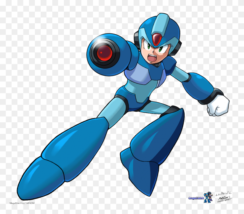 1024x887 Megaman Png Transparent Megaman Images - Mega Man X PNG