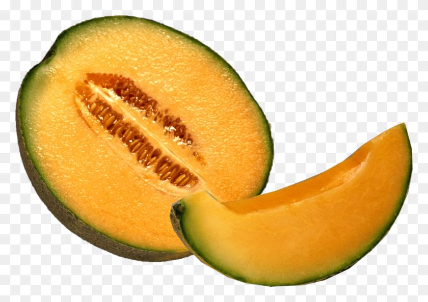 850x581 Melon Png - Melon PNG