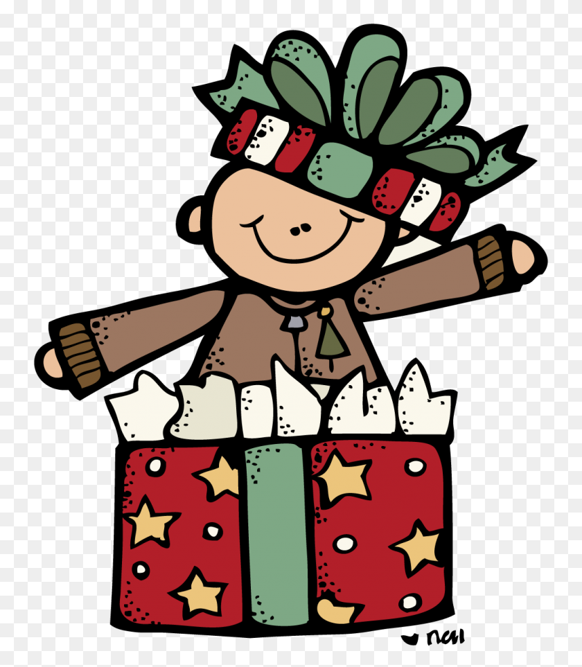 1036x1200 Melonheadz Christmas Clip Art Saturday December Png - Melonheadz Calendar Clipart