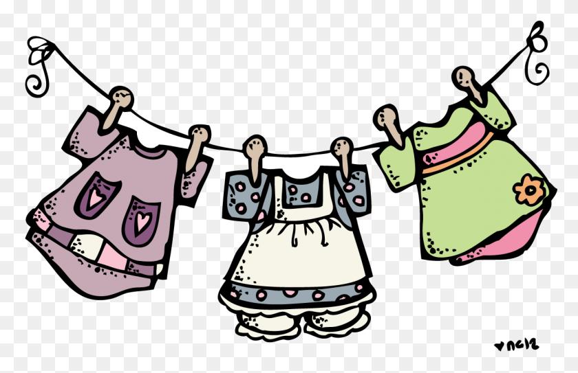 Melonheadz Laundry Blech! Clip Art Clip Art - Put Away Laundry Clipart