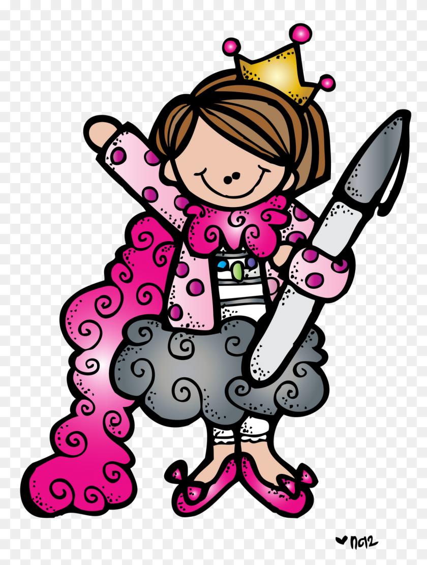 Melonheadz Love Her Clip Art! Her Blog Is Awesome! Must Follow Her - Melonheadz Pencil Clipart