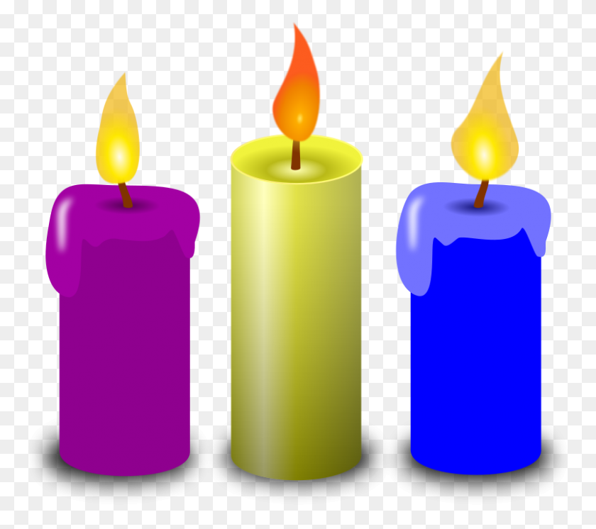 Melting Candle Clipart Church Candle - Melting Clipart