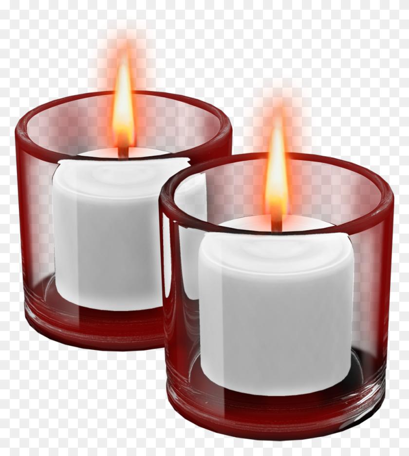 Melting Candle Clipart White Background - Melting Clipart