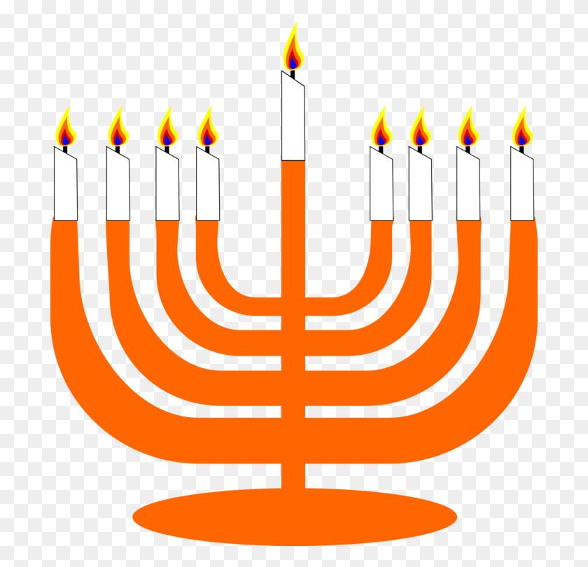 Menorah Judaism Hanukkah Star Of David Download - Menorah Clipart