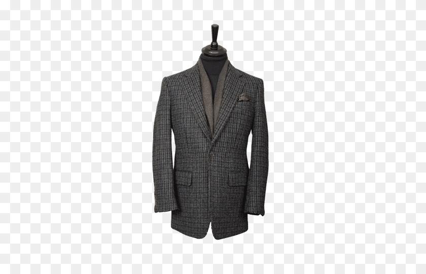 257x480 Men's Tweed Suits Jackets King Allen Bespoke Tailoring - Man In Suit PNG