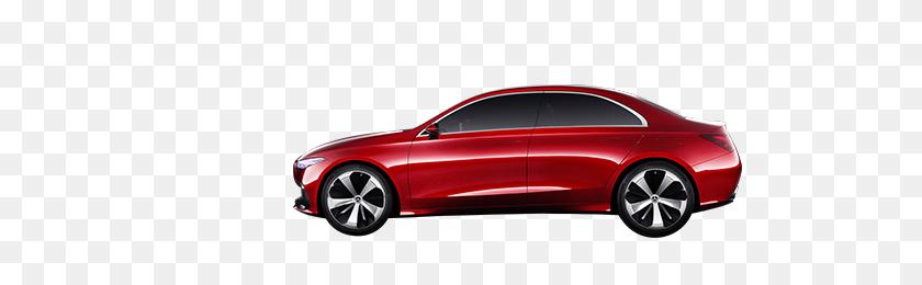 600x200 Mercedes Benz - Luxury Car PNG