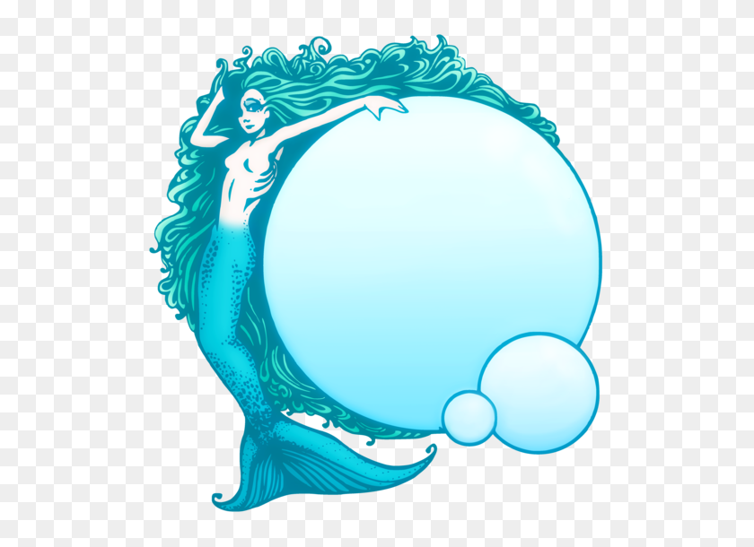 526x550 Mermaid - Mermaid Black And White Clipart