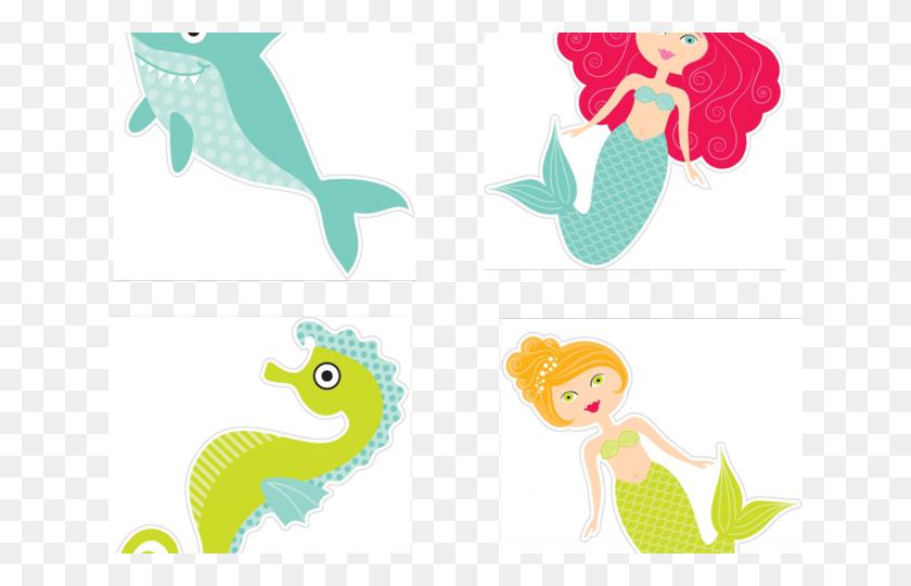 Mermaid Clipart - Mermaid Clipart Free