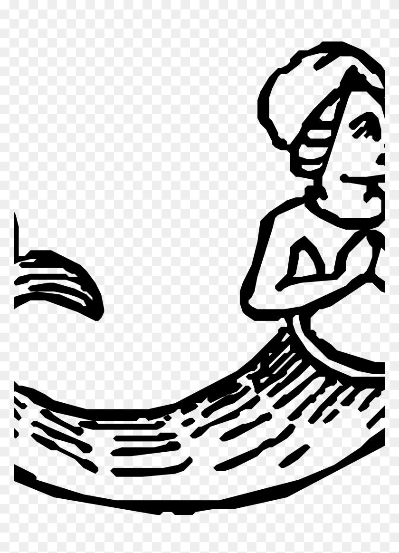 Mermaid Clipart Medieval - Mermaid Clipart Free