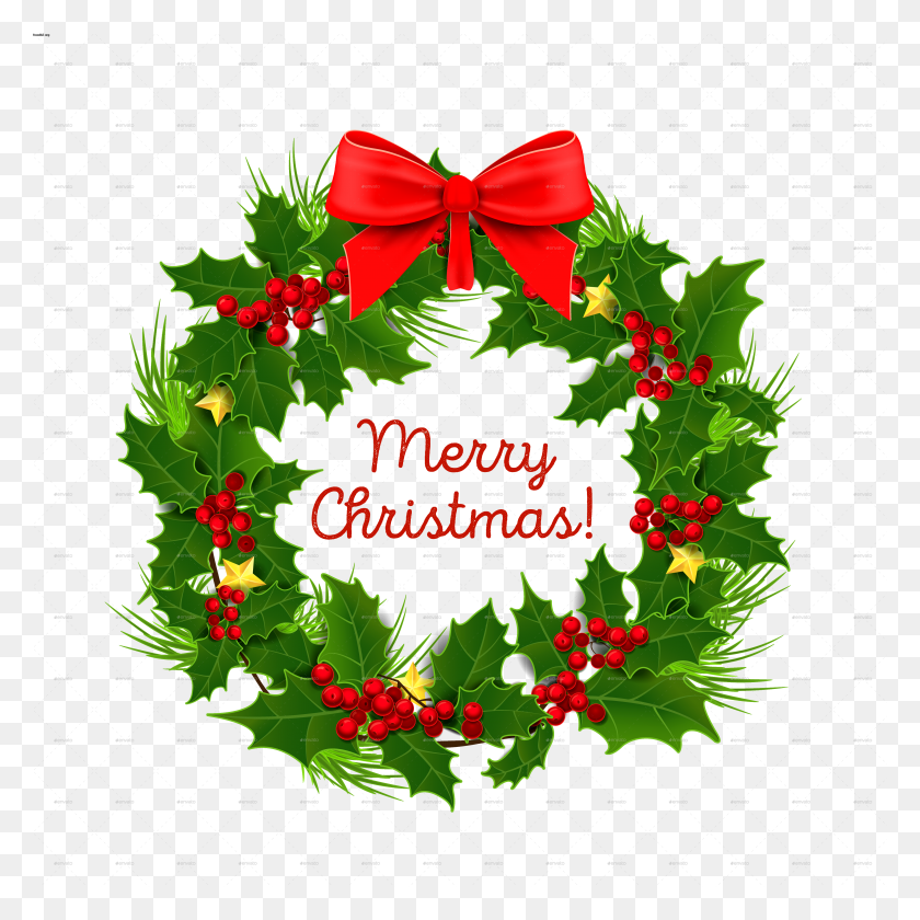 Merry Christmas Decoration Png Printable Coloring Pages For Kids - Merry Christmas Text PNG