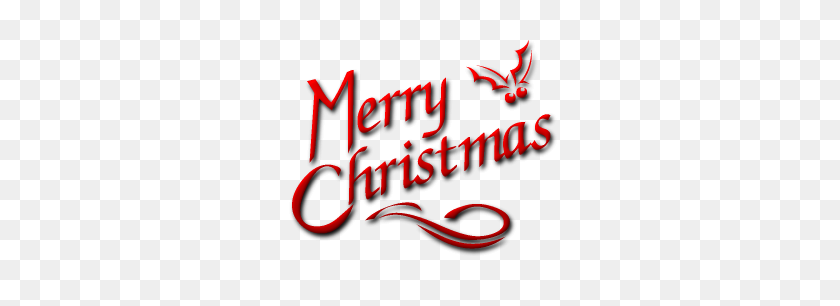 Merry Christmas Text Png - Merry Christmas PNG