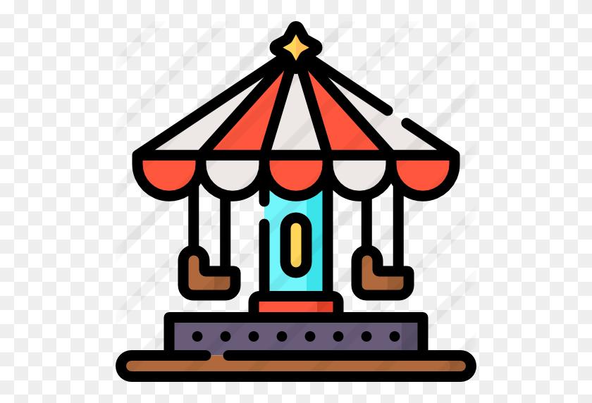 Merry Go Round - Merry Go Round Clipart
