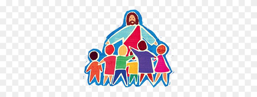 Mesquite Childrens Ministry - Childrens Church Clipart
