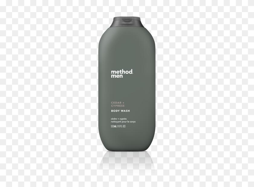 Method Body Cedar + Cypress Method - Mens Hair PNG