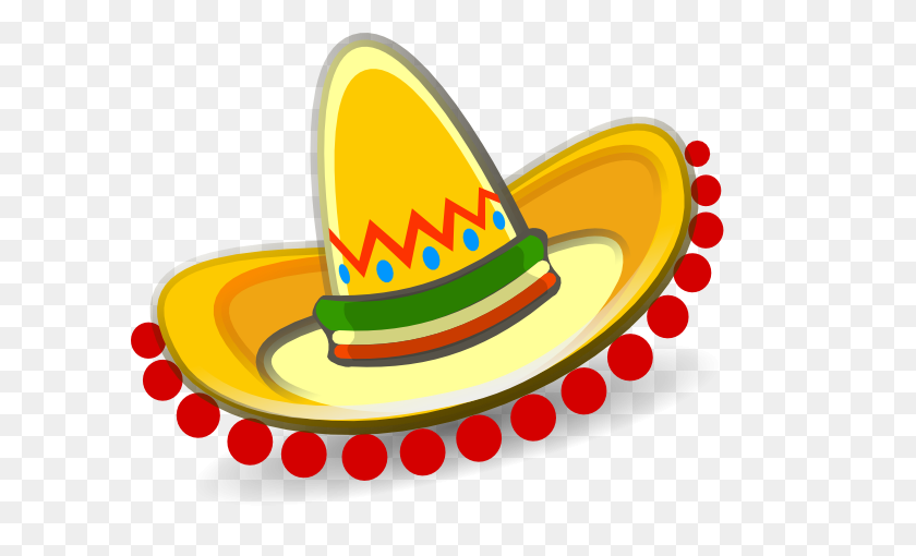 Sombrero Mexican Hat Flat Icon For Apps And Websites Royalty Free Cliparts,  Vectors, And Stock Illustration. Image 43442222.