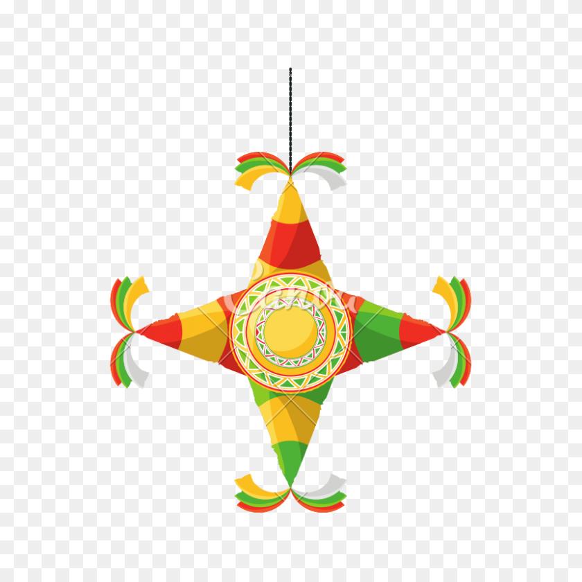 Mexican Pinata - Mexican Pinata Clipart