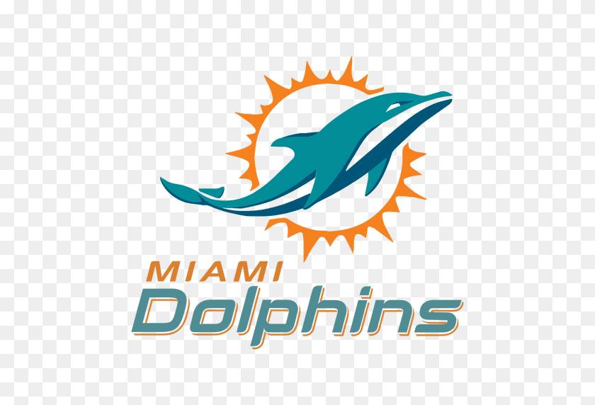 Miami Dolphin Png Transparent Images - Miami Clipart
