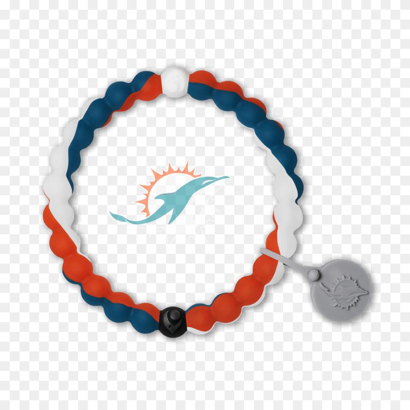 Miami Dolphins Bracelet Lokai X Nfl - Miami Dolphins Clipart
