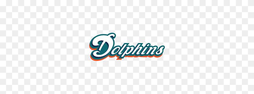 Miami Dolphins Wordmark Logo Sports Logo History - Miami Dolphins Logo PNG