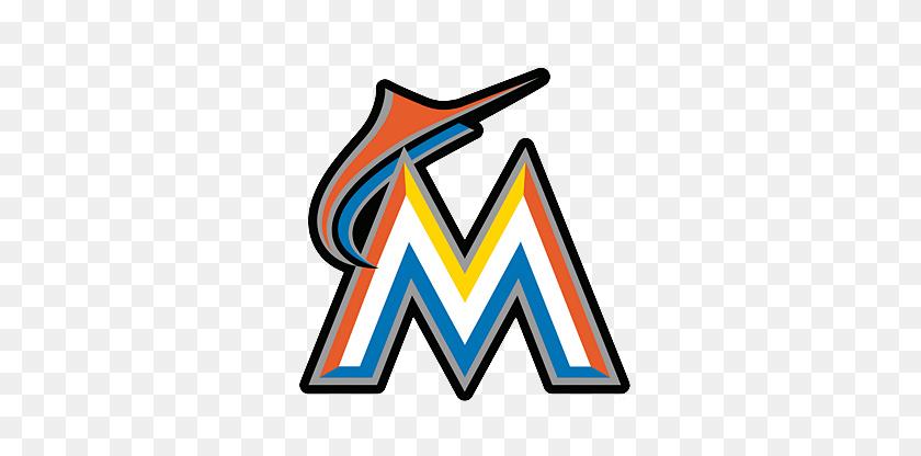 Miami Marlins Logo Mlb Logos Miami Marlins - Miami Marlins Logo PNG
