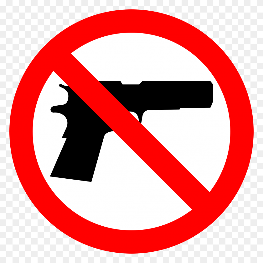 Michigan Court Of Appeals Says Ok For Colleges To Ban Guns - Crossed Guns Clipart