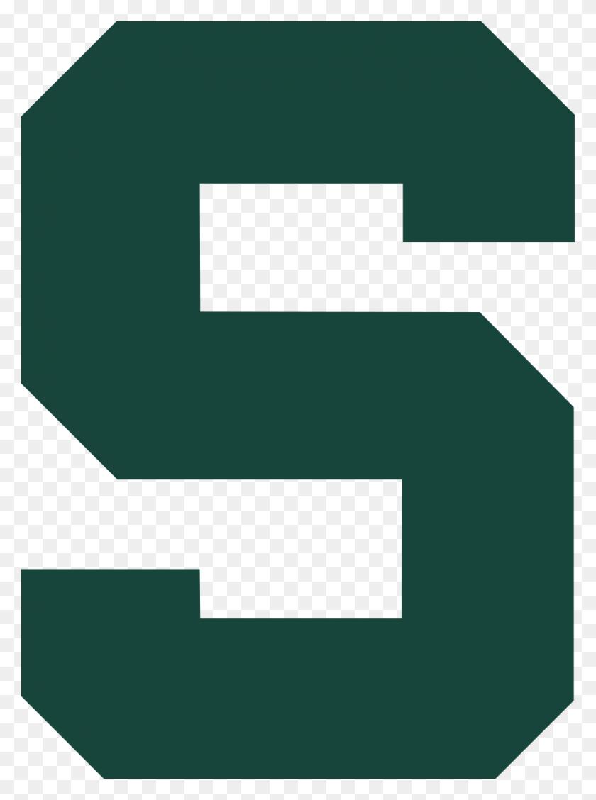 Michigan State Spartans Alternate Logo - Michigan State Clip Art