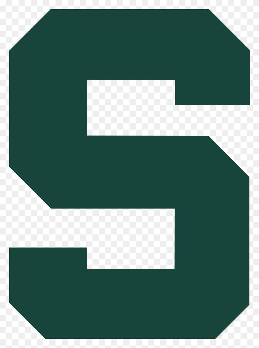 Michigan State Spartans Alternate Logo - Msu Logo PNG