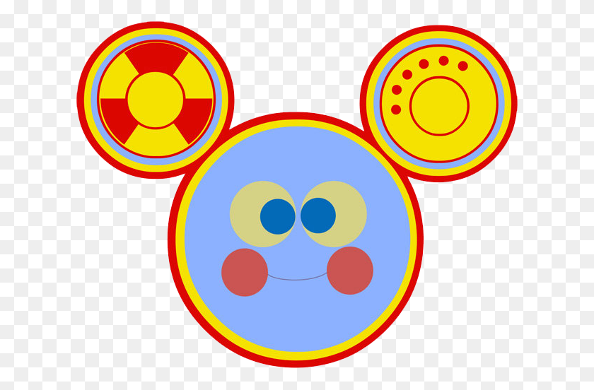 Mickey Mouse Clubhouse Clip Art Look At Mickey Mouse Clubhouse - Mickey Mouse Balloon Clipart