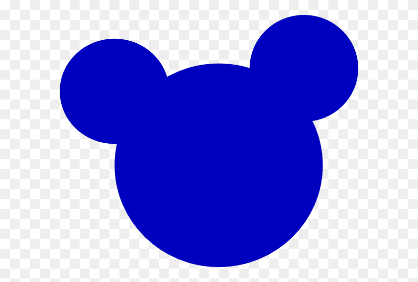 Mickey Mouse Head Mickey Mouse Clip Art - Clipart Mickey Mouse